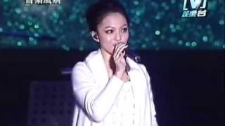 張韶涵-2006V Power音樂風暴《隱形的翅膀+口袋的天空》