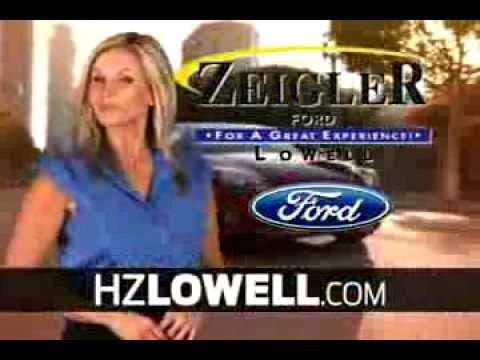 Harold Zeigler Ford Youtube