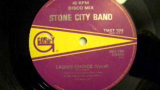 Stone City Band Ladies Choice