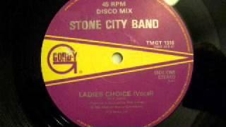 Stone City Band Ladies Choice