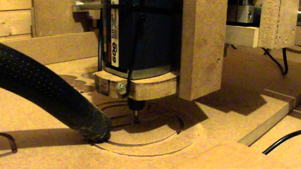 diy cnc fr se mit einer kress fs6901e buchstaben fr sen 22mm mdf teil 2 youtube. Black Bedroom Furniture Sets. Home Design Ideas