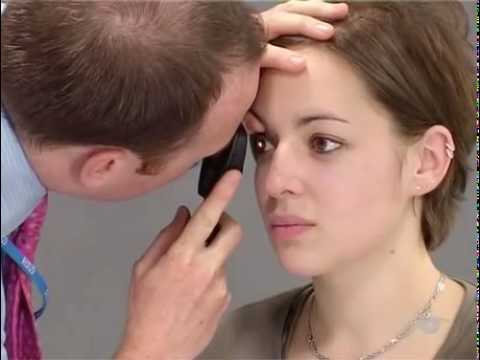 HEINE Direct Ophthalmoscopy — How to perform Ophthalmoscopy