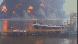 Feb 21 2003 10 am Bouchard 125 explosion