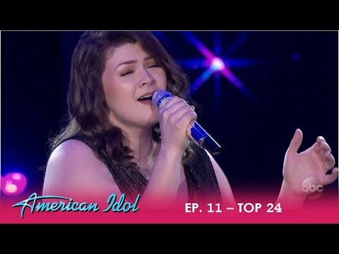 Shannon O'Hara: Is This Girl The Next ADELE? | American Idol 2018