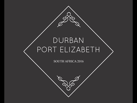 South Africa - Weekend in Durban