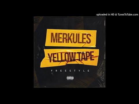 Merkules - &39;&39;Yellow Tape Freestyle&39;&39;