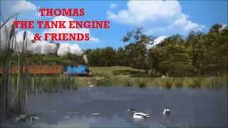 Thomas The Tank Engine & Friends Opening Credits (CUSTOM CGI SERIES CUT)