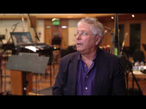 Beauty and the Beast: Composer Alan Menken Behind the Scenes Movie Interview
