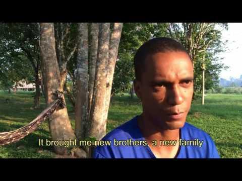 Dentro al centro in Brasile che cura i tossicodipendenti con l'ayahuasca