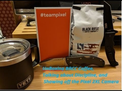 Download Receiving BRCC Coffee and Pixel 2 XL in Low Light: Discipline is Freedom Vlog 3