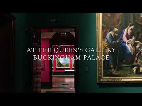 CANALETTO & THE ART OF VENICE - at The Queen's Gallery, Buckingham Palace