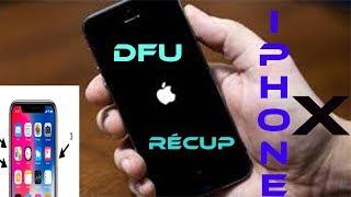 Comment Restaurer iPhone X iPhone 8 Et 8 Plus En Mode DFU Ou Récupération Mettre à Jour