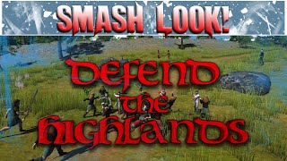 Smash Look! - Defend The Highlands Gameplay