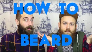 How To BEARD | The Gay Beards