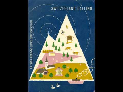 Shortwave Radio - Switzerland, 1968