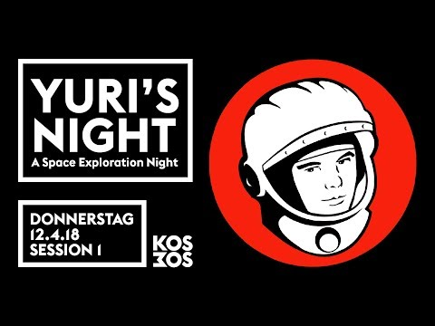 TALKS & DRINKS – YURI'S NIGHT // Session 1