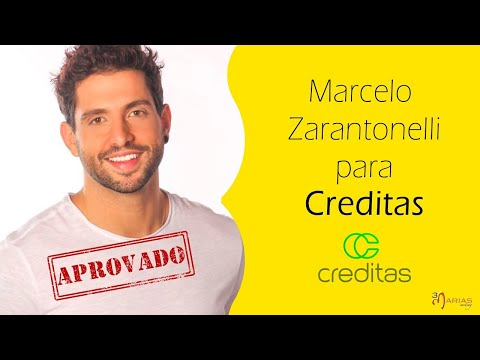 JOB: Marcelo Zarantonelli para CREDITAS (2º Versão)