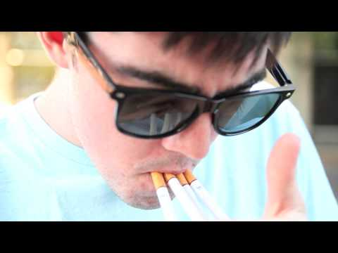 College Students Call New Non-Smoking Policy a Drag