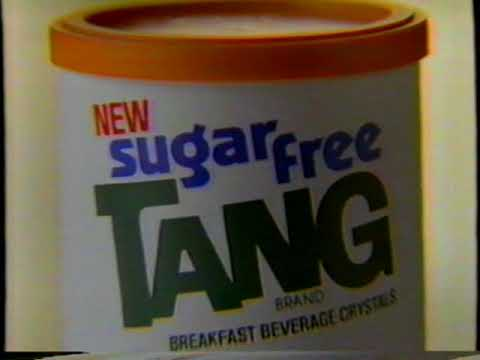 1985 Sugar Free Tang Drink TV Commercial