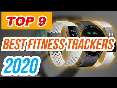 TOP 9 Best Fitness Trackers 2020