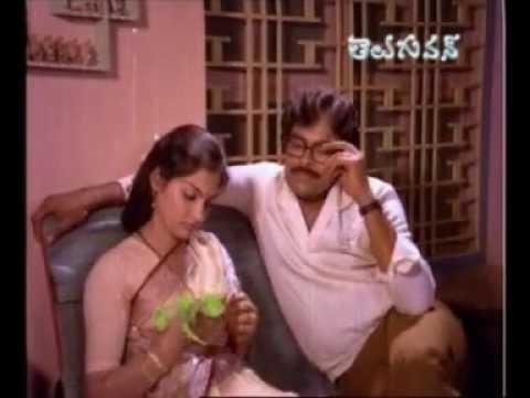 Intlo Ramayya Veedilo Krishnayya Full Movie   Chiranjeevi   Madhavi - Part 01   TeluguOne