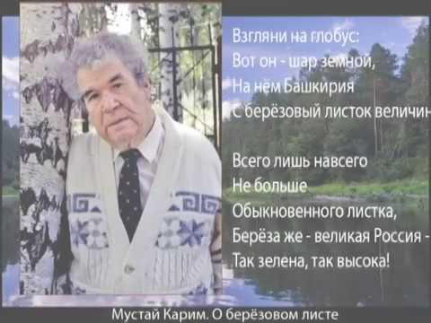 Изображение предпросмотра прочтения – ДинарФатхиев читает произведение «Мой край, возлюбленный навеки!» (Карим Мустай)