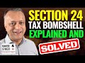 Section 24 - BTL - Buy To Let Tax Changes Explained   Landlord Buy to let tax solved   Incorporation