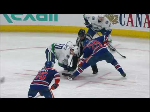 Vancouver Canucks vs Edmonton Oilers - April 9, 2017 | Game Highlights | NHL 2016/17
