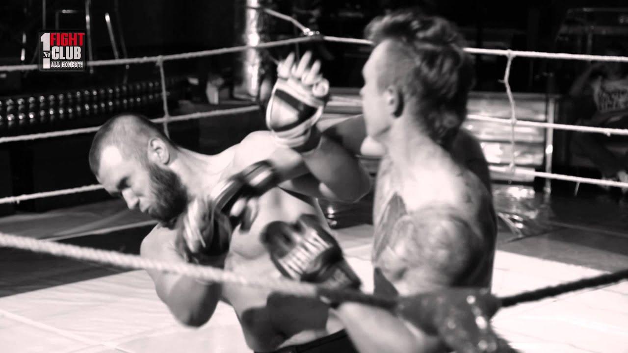 MMA Street Fight in Kiev ( Ukraine) Fight House Pab 26/04/2014