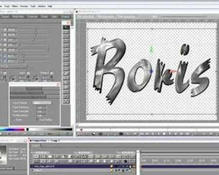 bitmap to vector tool in boris red 4 youtube rh youtube com Boris Gets Grounded Red Boris Red for Sony Vegas