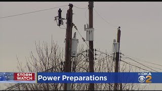 Utility Companies Prepare To Get Ahead Of Winter Storms