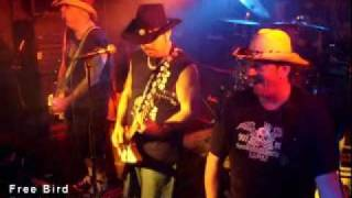 Frankie And The Actions Live :: Free Bird