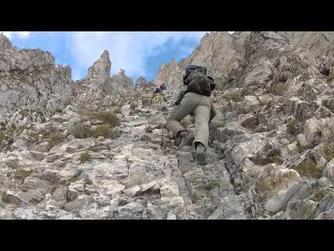 Mount Olympus: Myticas - Skala - Agios Antonios