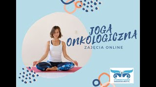 Joga onkologiczna  I  30 min  I Yoga with Paulina