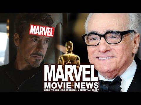 Marvel Vs Scorsese! Let's Define 'Cinema'! - MMN #249