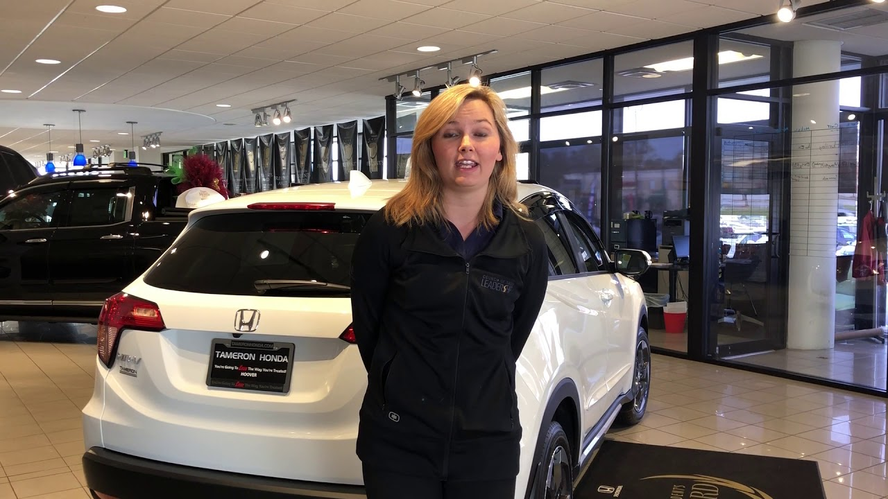High Quality 2018 Honda HRV For Collins From Gabby Whitehead At Tameron Honda In  Birmingham