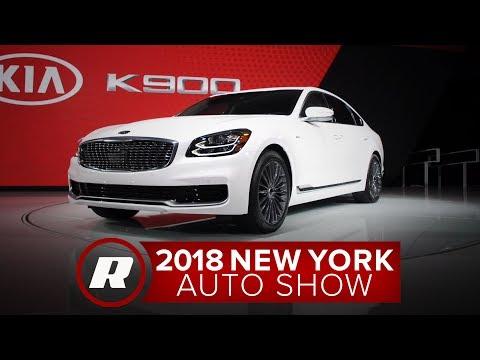 Kia K is fancier than ever |  NY Auto Show