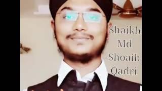 Rashq e Qamar Hun by Shaikh Md Shoaib Qadri / 7066683946