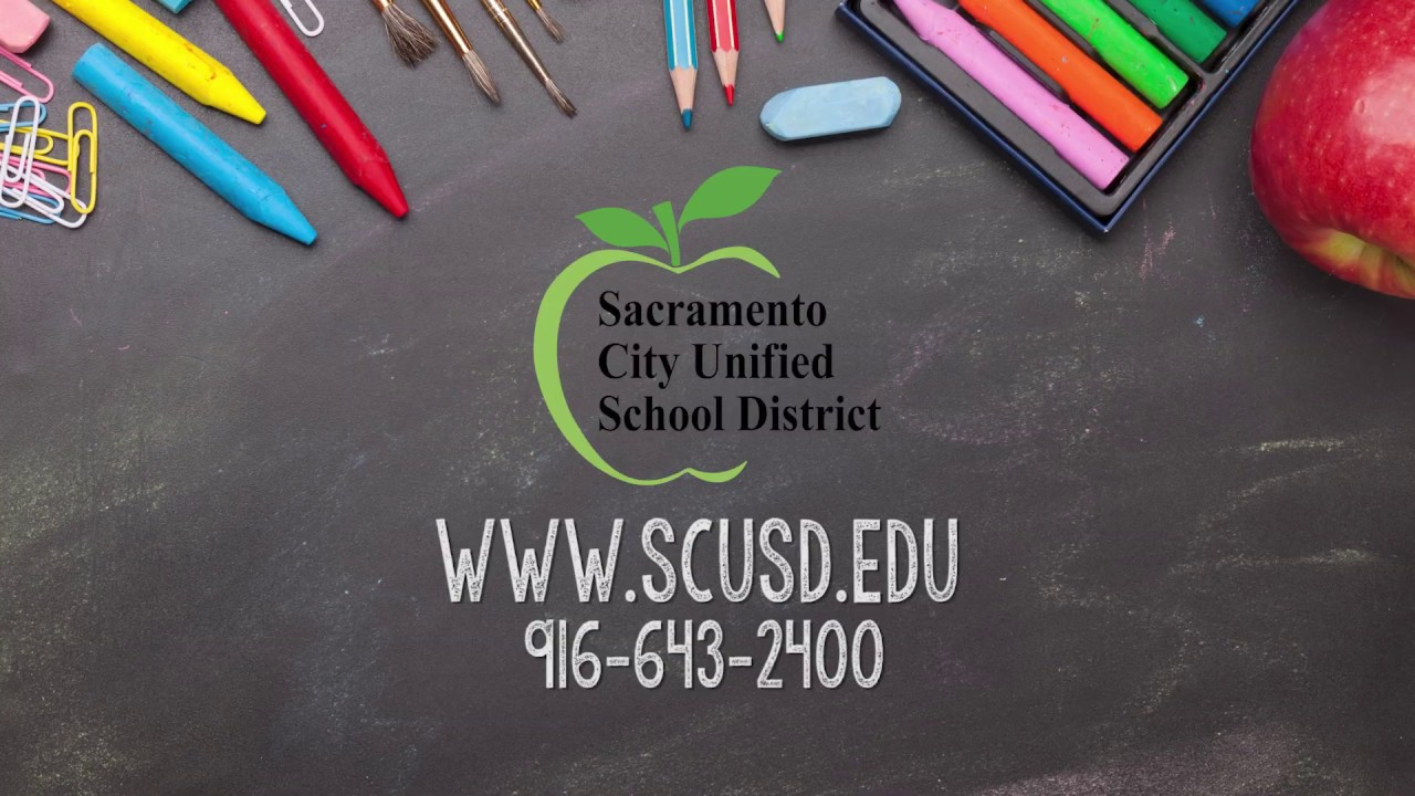 Sacramento City USD: Kindergarten Registration 2020