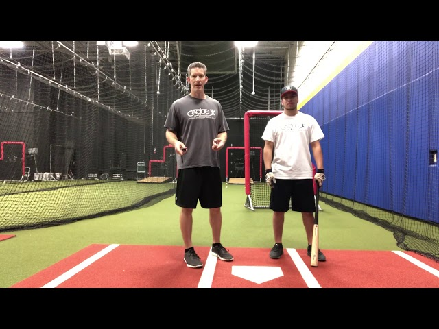 Front Toss Hitting Drill