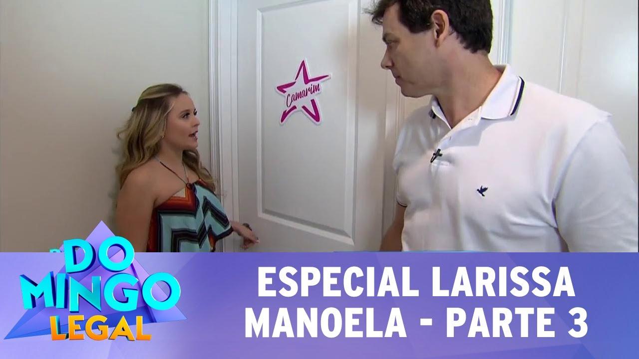 859b5737bfc79 Domingo Legal (23 07 17) - Especial Larissa Manoela - Parte 3 - YouTube