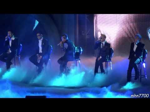 [HD Fancam] 121214 Big Bang - Haru Haru 'unplugged' Version @ Wembley Arena, London