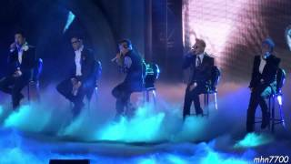 [HD fancam] 121214 Big Bang - Haru Haru 'unplugged' version @ Wembley Arena, London