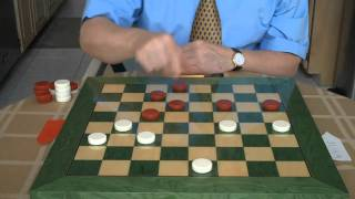 "CHECKERS AND DRAUGHTS 101  ""ELBOWS"""