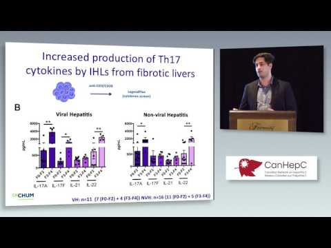 4-Thomas Fabre: Intrahepatic IL-22 Correlates with Advanced Liver Fibrosis ...
