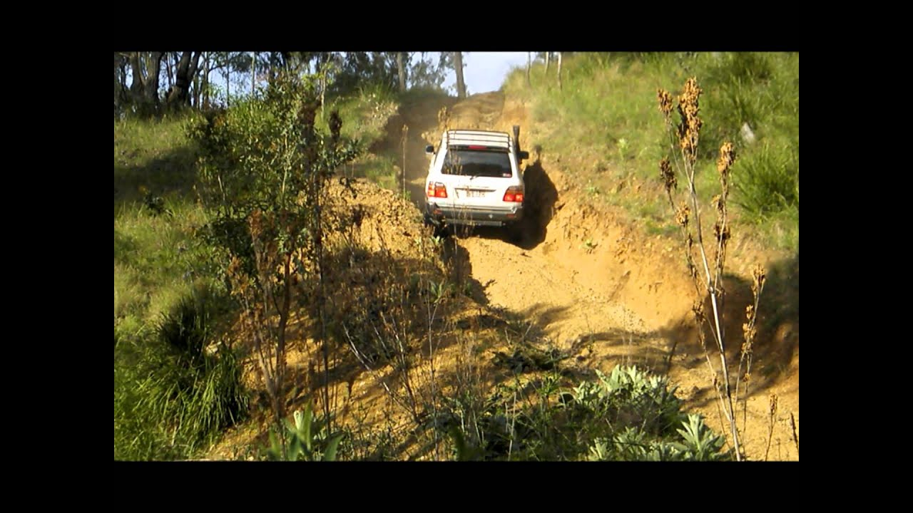 Toyota Land Cruiser 105 Arb Diff Lock Testing Can Your