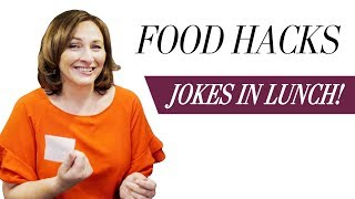 Jokes In Lunch! | Food Hacks from the Washington Post