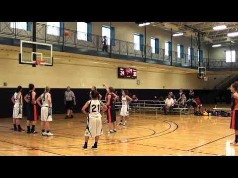 Co Heat vs. Fever Blk Championship Part 4
