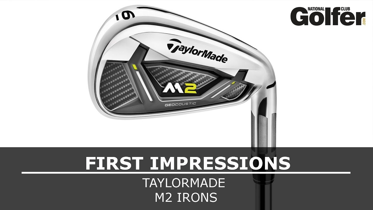 taylormade m2 pro irons review