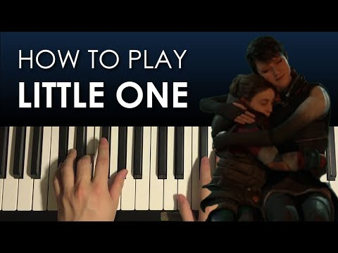 How To Play - Detroit: Become Human - Little One (PIANO TUTORIAL LESSON)